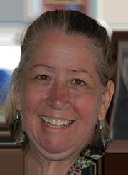 Lynne FLanders - NEWDA President