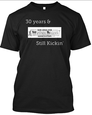 NEWDA 30th anniversary t-shirt