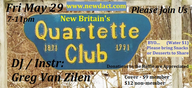 NEWDA - 5-29-15 - Quartette club - with Greg